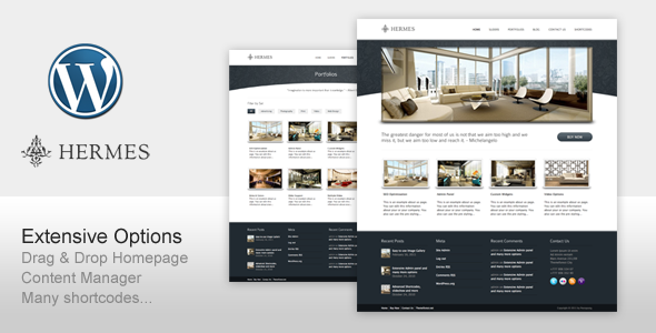 Hermes-wordpress-theme-preview